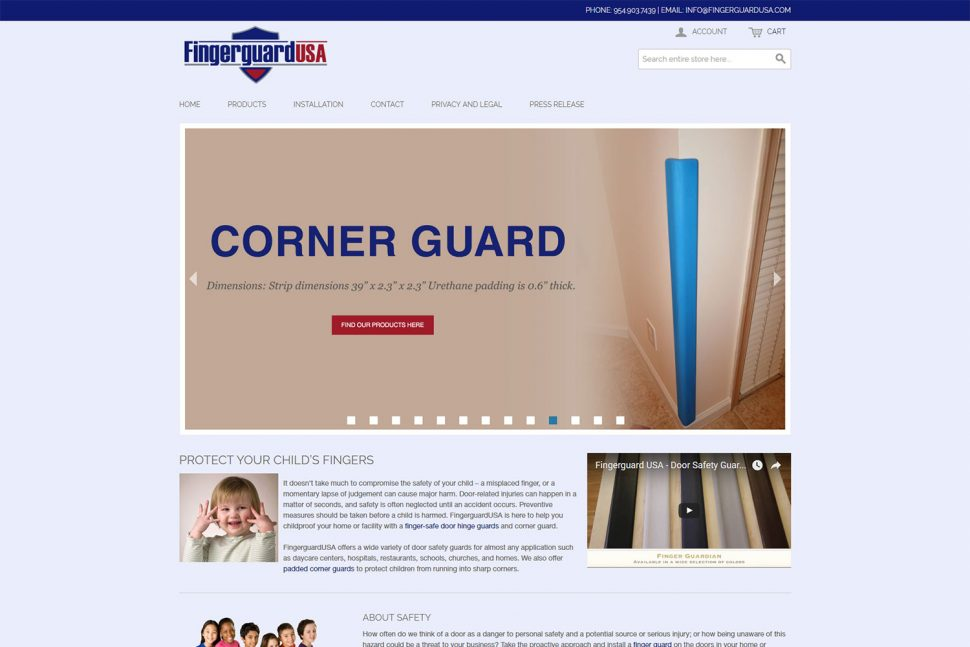 FingerGuardUSA.com