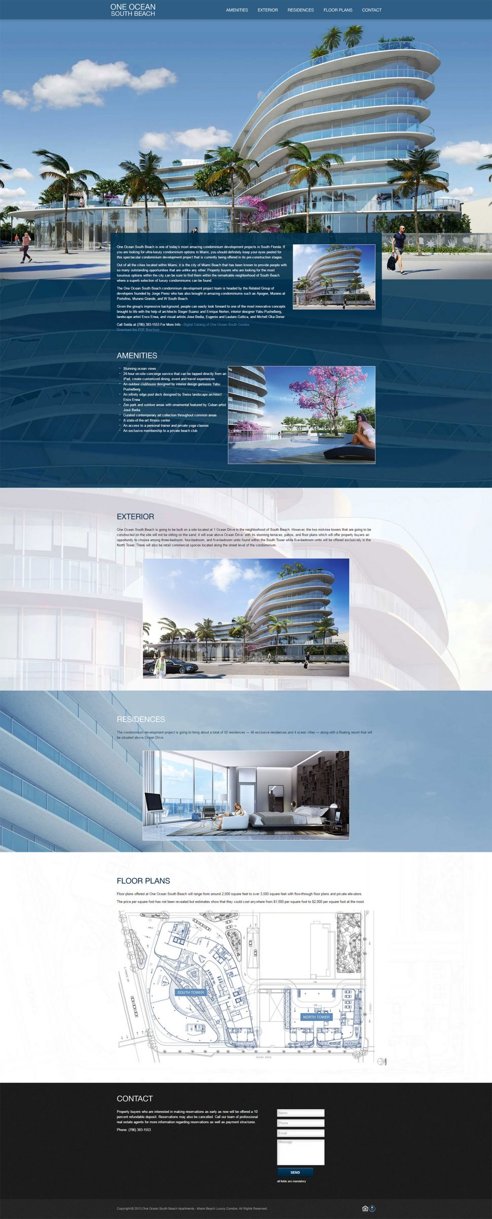 OneOceanApartments.com